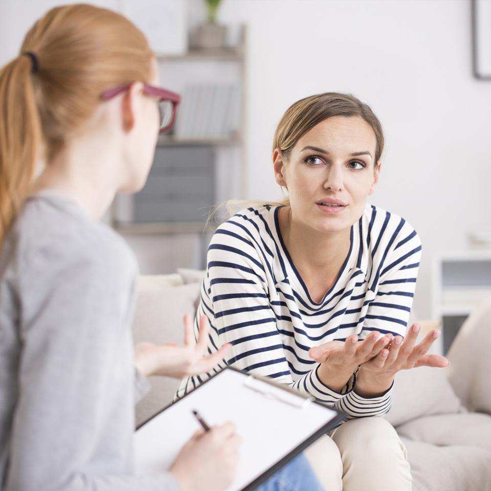 Psihoanaliza i psihoanalitička terapija Odrasli